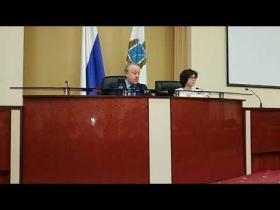 Embedded thumbnail for Валерий Радаев назвал имя нового вице-губернатора